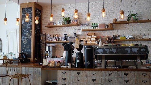 Was haben Tante-Emma-Läden mit moderner Steuerberatung zu tun? www.kanzleiprofiling.de Gemütliches Café